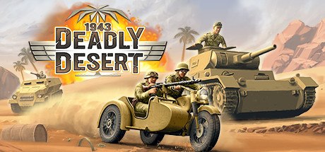 1943 Deadly Desert Game Free Download