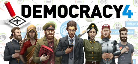 Democracy 4s Game Free Download