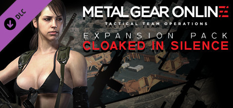 """METAL GEAR ONLINE EXPANSION PACK """"CLOAKED IN SILENCE"""" Game Free Download"""