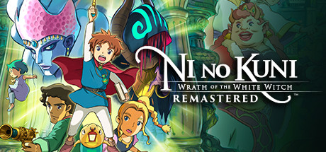 Ni no Kuni Wrath of the White Witch™ Remastered Game Free Download