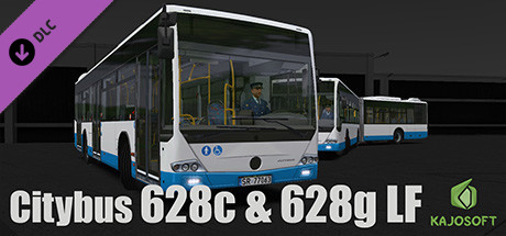 OMSI 2 Add-on Citybus 628c & 628g LF Game Free Download
