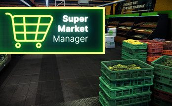 Supermarket Manager Game Free Download