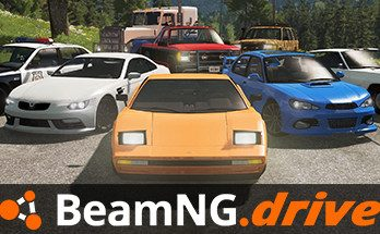 BeamNG.drive Game Free Download For Mac