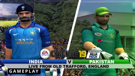 EA Sports Cricket 2019 Game Free Download