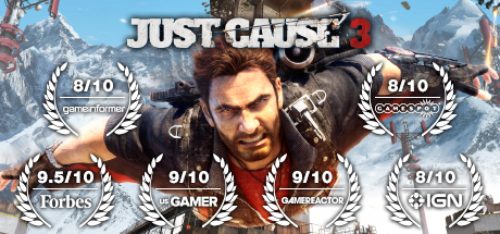 Just Cause 3 Game Free Download