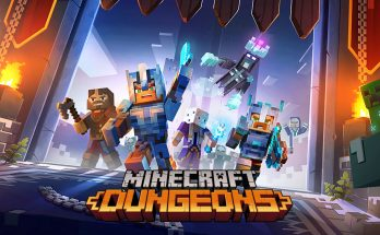 Minecraft Dungeons Game Free Download