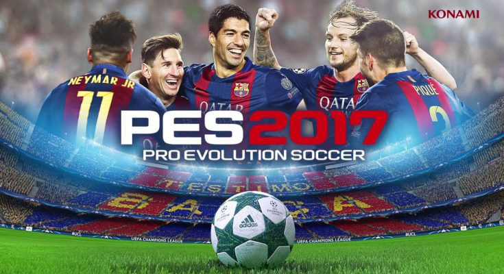 Pro Evolution Soccer 17 Game Free Download