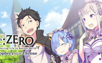Re ZERO Game Free Download
