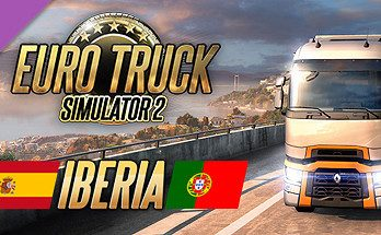 Euro Truck Simulator 2 Iberia Game Free Download PC